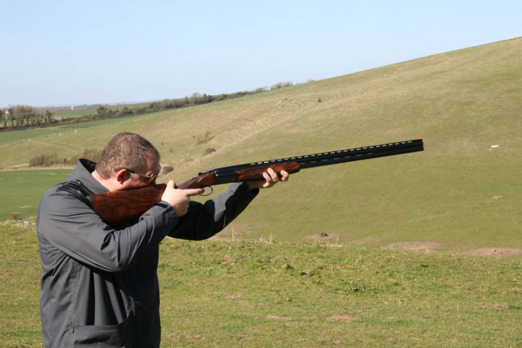 Try John Jeffries custom shotguns in Sussex