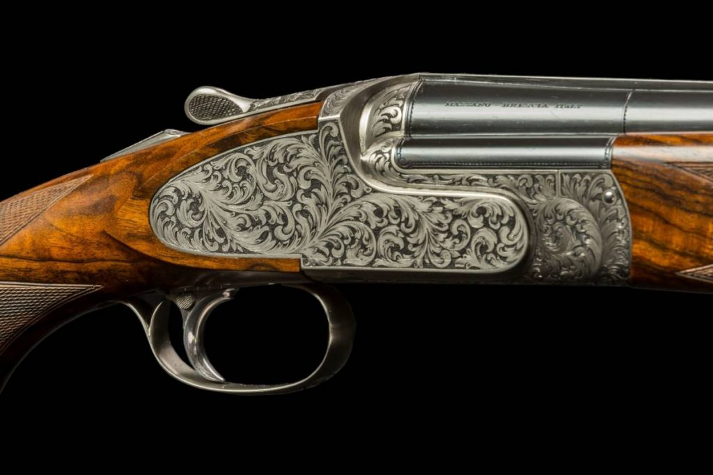 Perugini & Visini DG2 RSR Shotgun