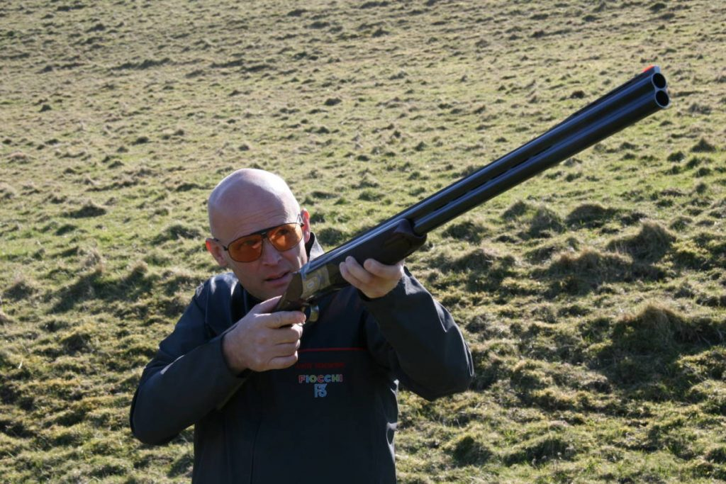 Shooting John Jeffries Custom Shotguns