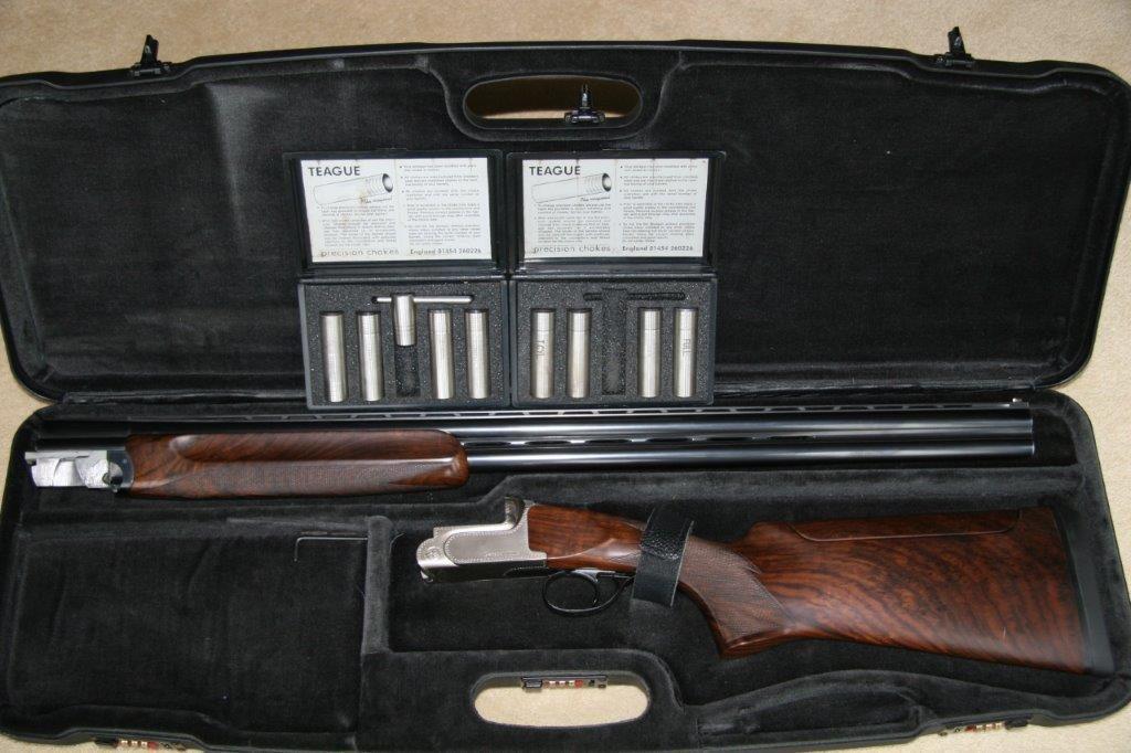 Second hand shotgun - Perazzi MX12