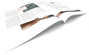 Perazzi HPX RSR custom shotgun review in Shooting Gazette magazine