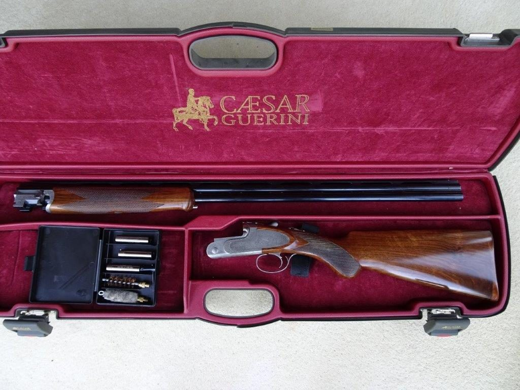 second hand shotgun - Guerini 28G Magnus Sporter/Game