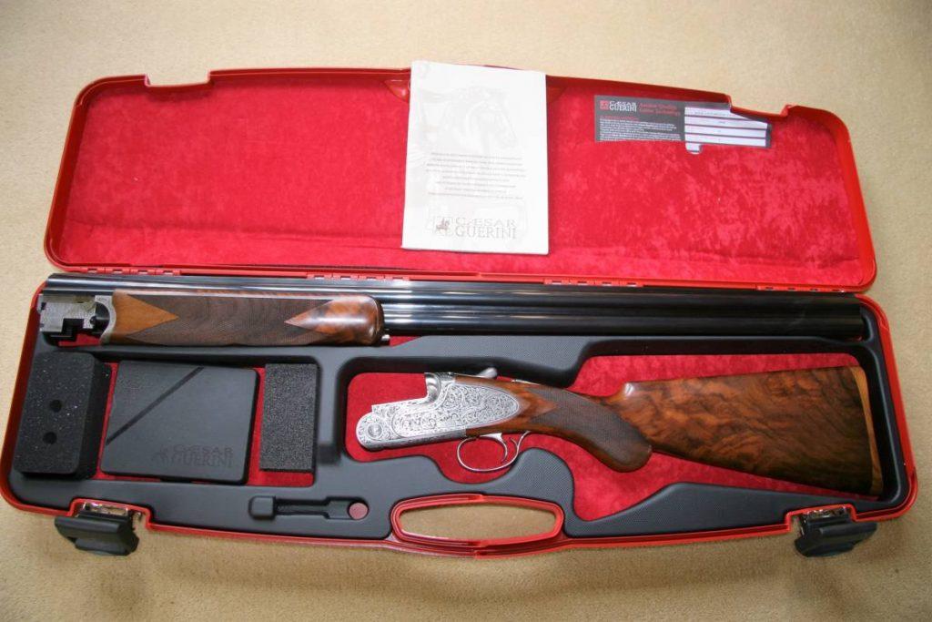 Second hand shotgun - Guerini Maxus 32
